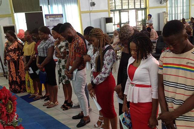 Sunday Prayer Meeting