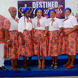 Pastor - Ushering Department