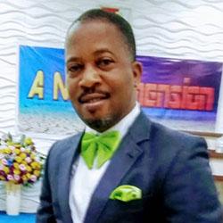 Pastor - Omojoye Simeon Tomola