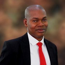 Pastor - Gbenga Ogunmekan