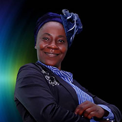Pastor - Margaret Awopeju